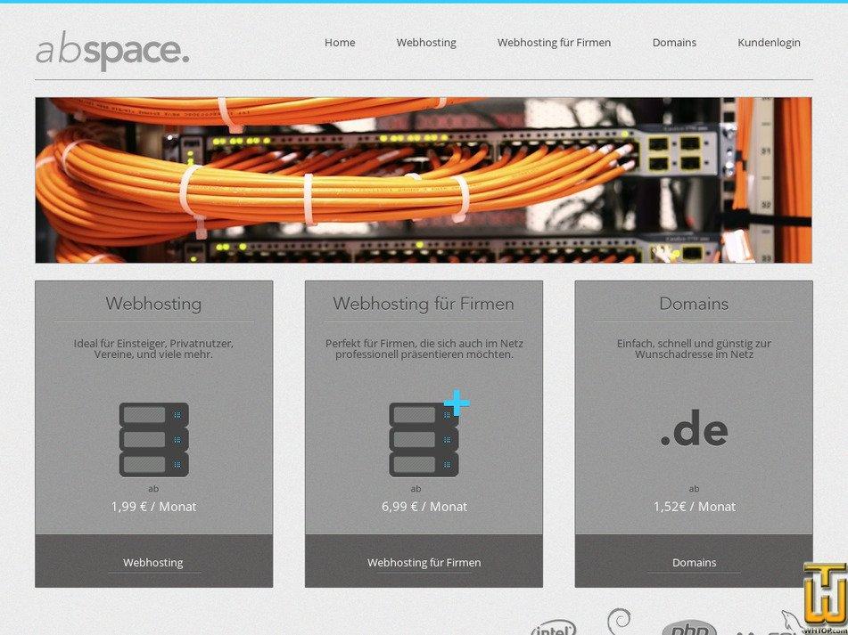 abspace.de Screenshot