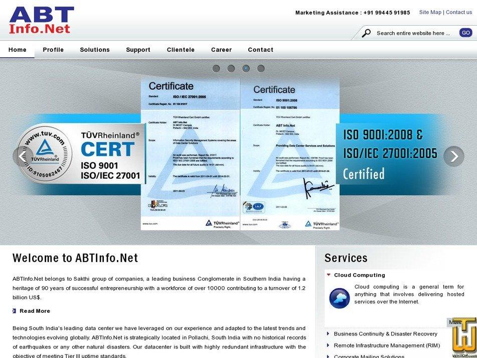 abtinfo.net Screenshot