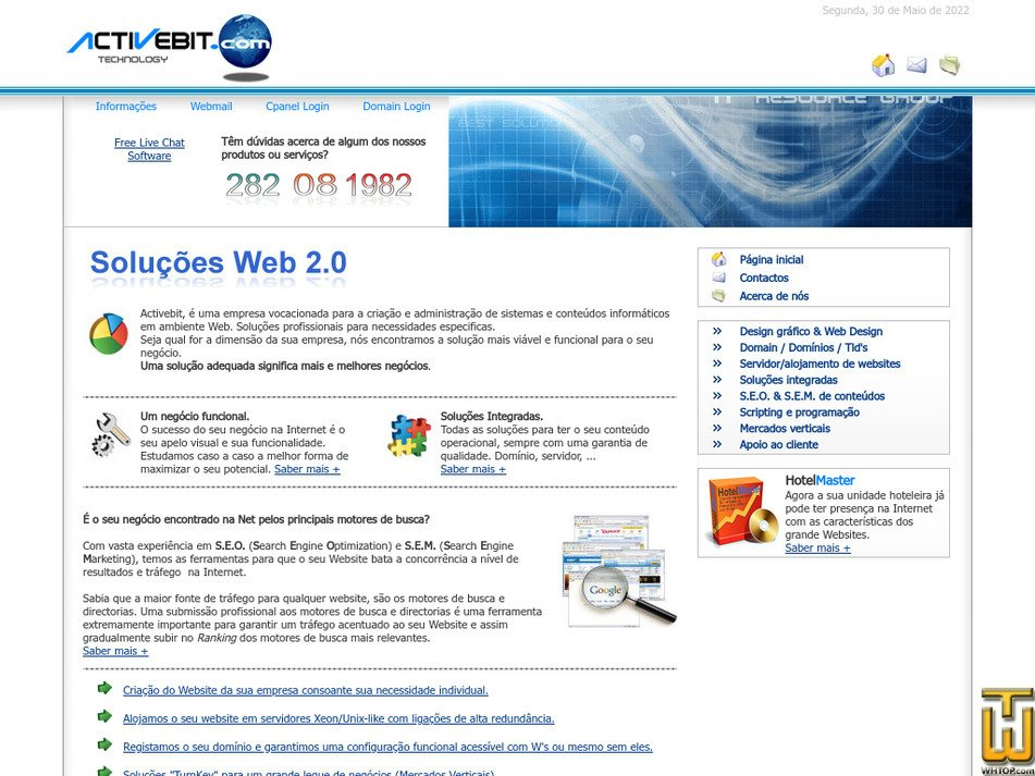 activebit.com Screenshot