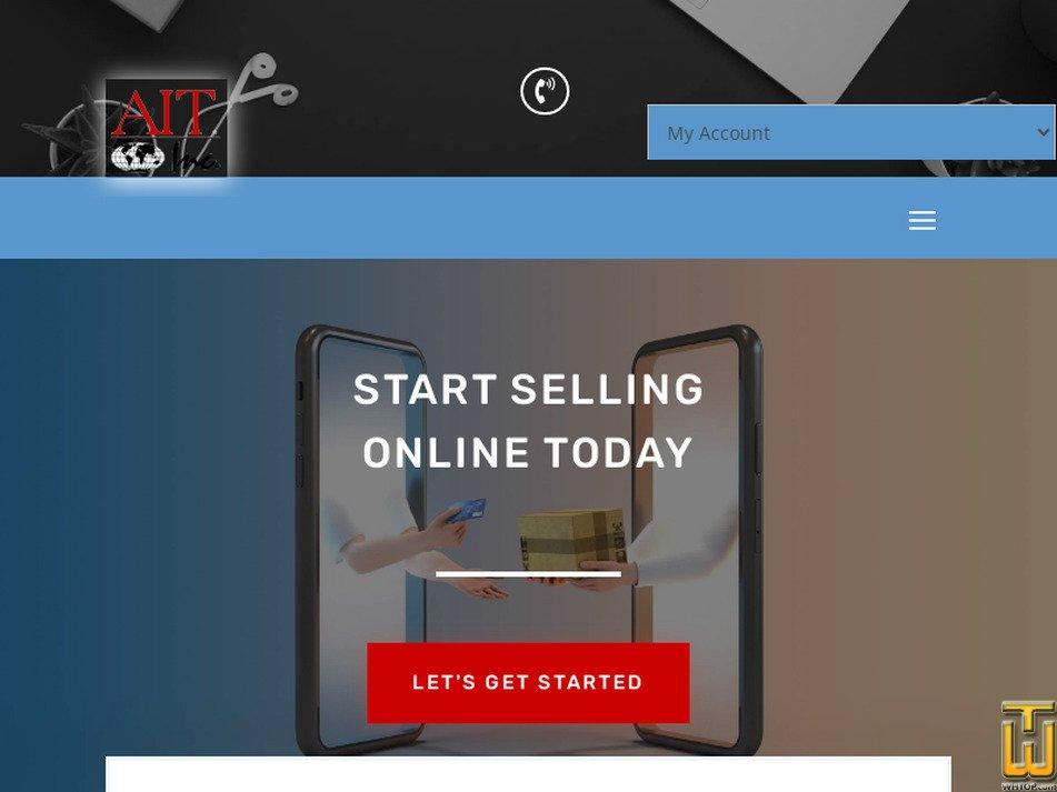 ait.com Screenshot