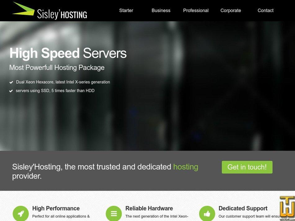 allwebhostings.com Screenshot