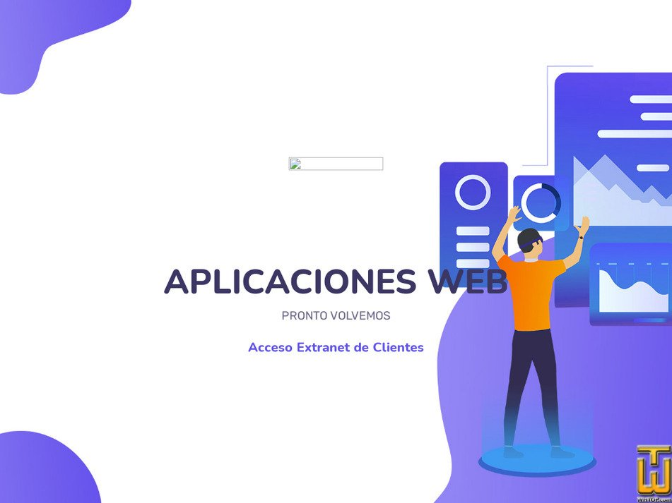 aplicacionesweb.net Screenshot