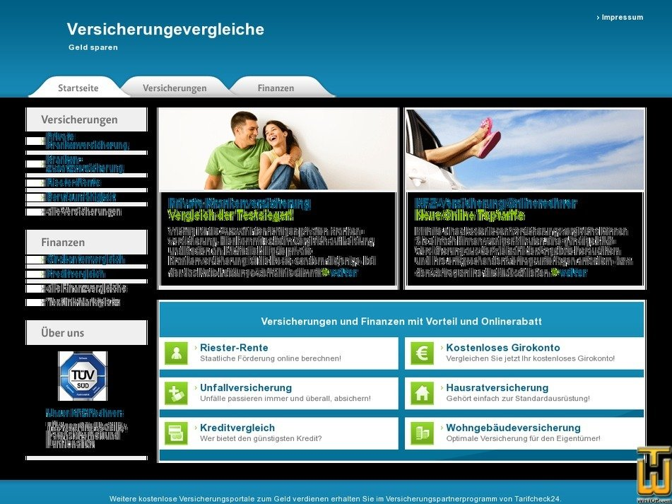 arinsol.com Screenshot