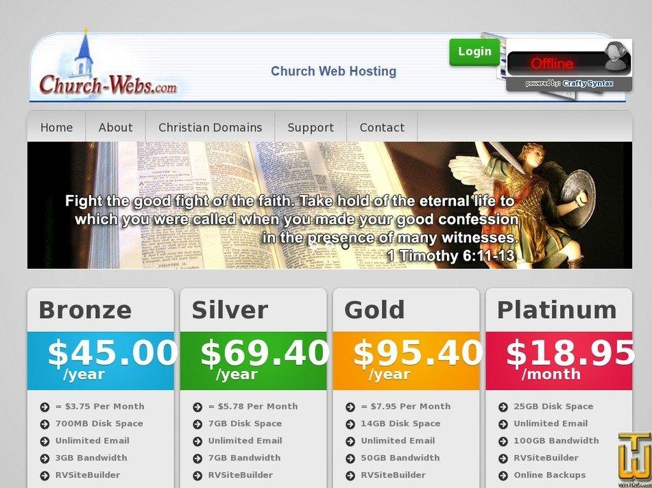 arkwebs.com Screenshot