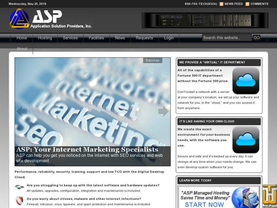 aspdd.com Screenshot