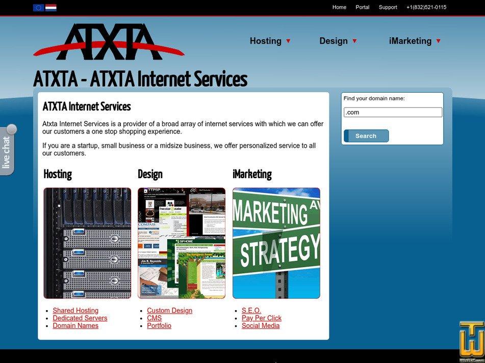 atxta.com Screenshot