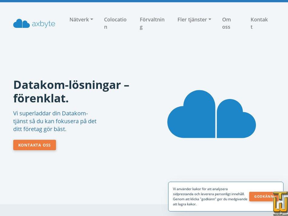 axbyte.com Screenshot