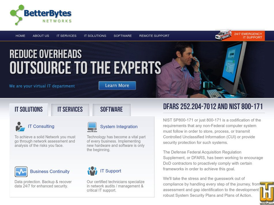 betterbytes.com Screenshot