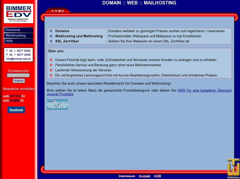 bimmer-edv.at Screenshot