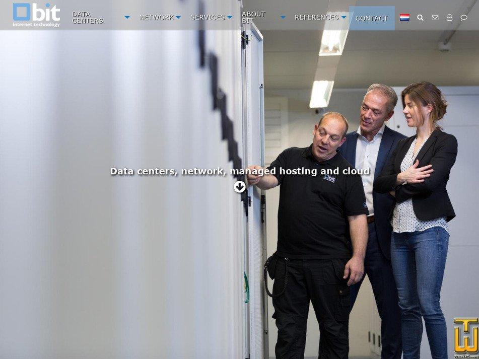 bit.nl Screenshot
