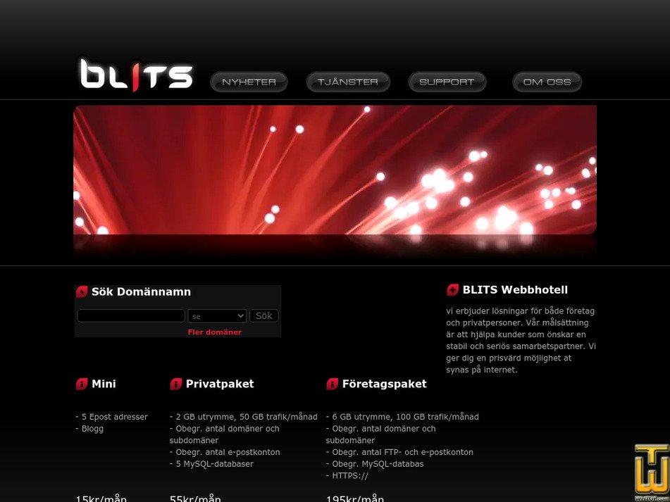 blits.nu Screenshot