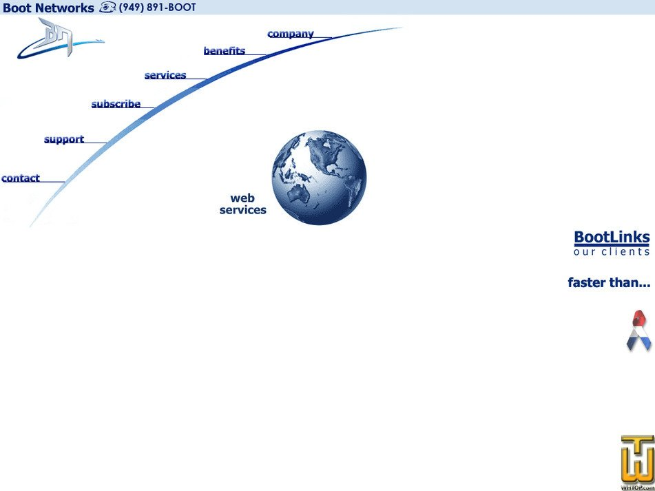 bootnetworks.com Screenshot