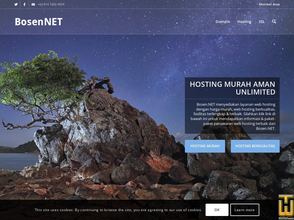 bosen.net Screenshot