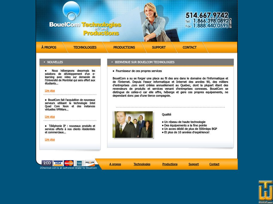 bouel.com Screenshot
