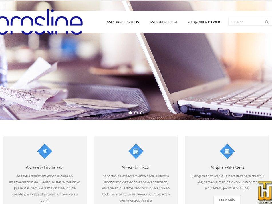 brosline.com Screenshot