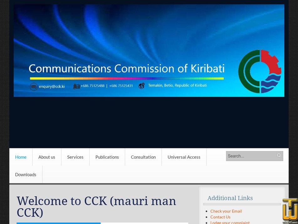 cck.ki screenshot
