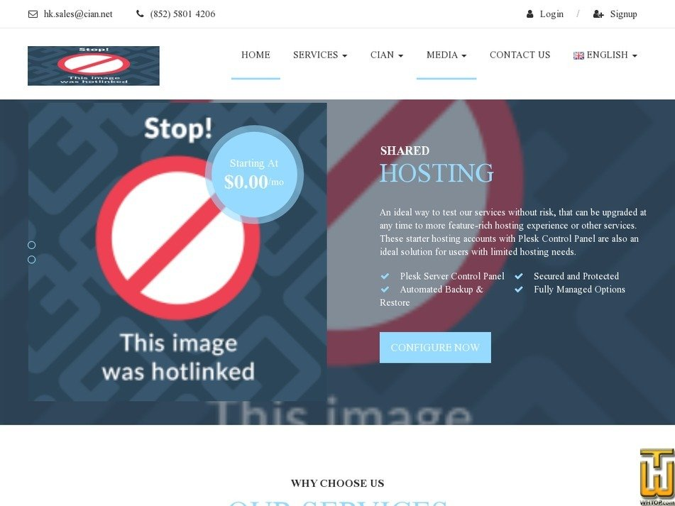 cian.net screenshot