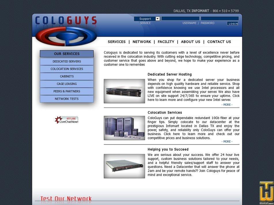 cologuys.com Screenshot