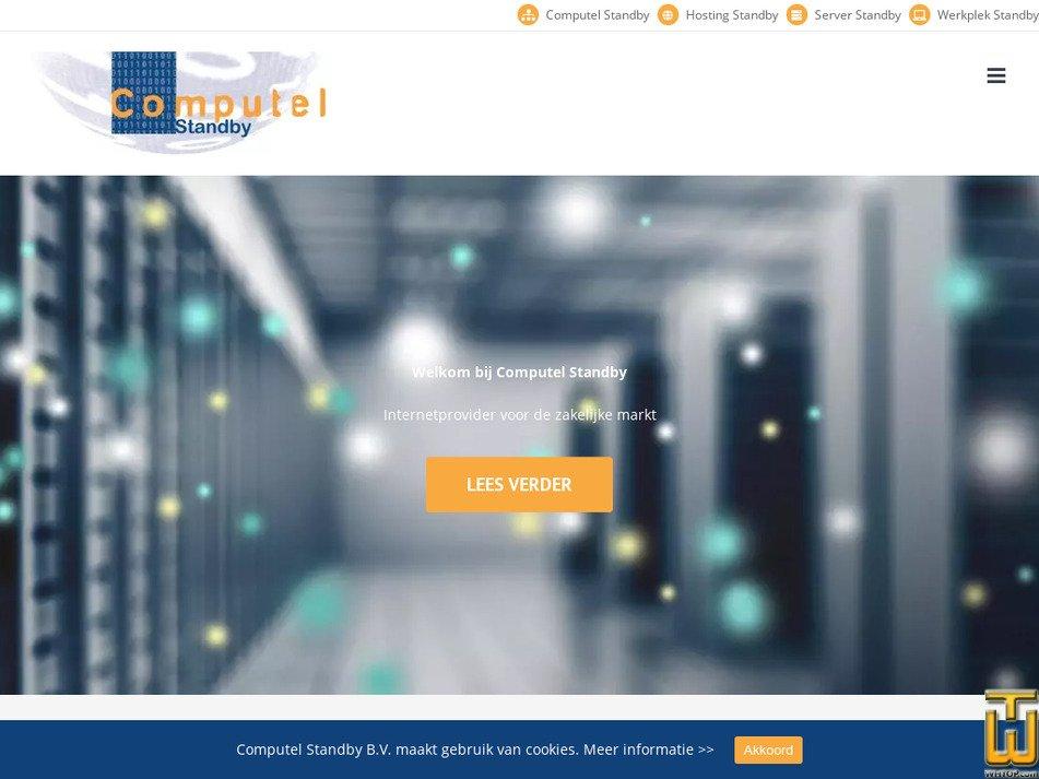 computel.nl Screenshot