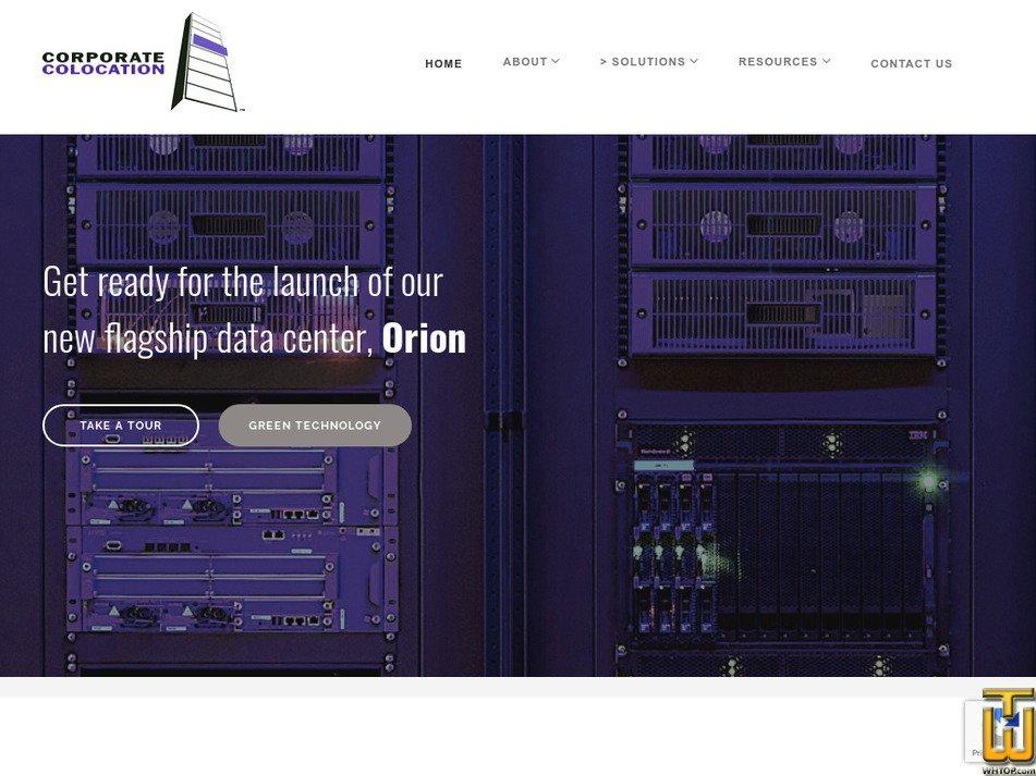 corporatecolo.com Screenshot