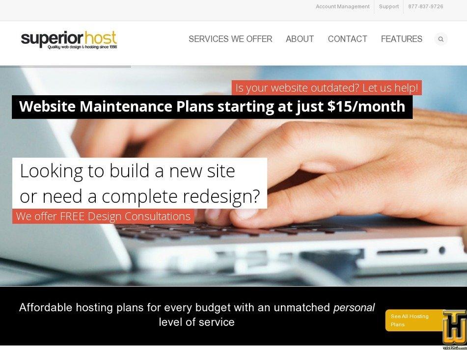 corporatepages.com Screenshot