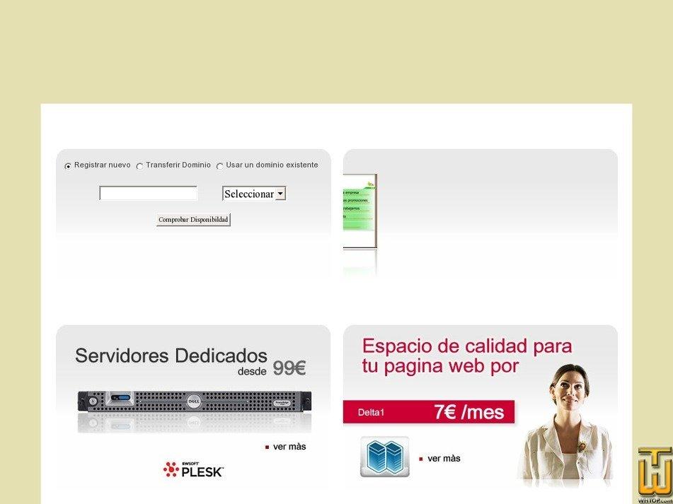 deltadisseny.com Screenshot