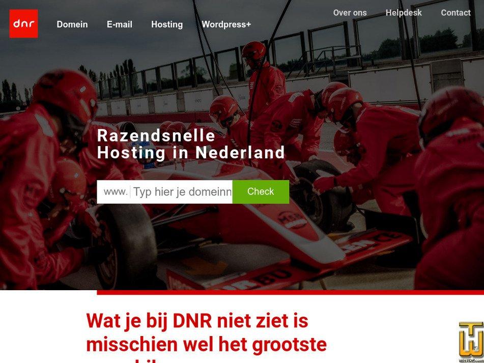 dnr.nl Screenshot