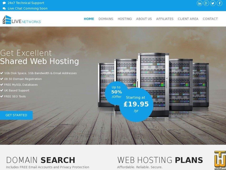 domaincity.co.uk Screenshot