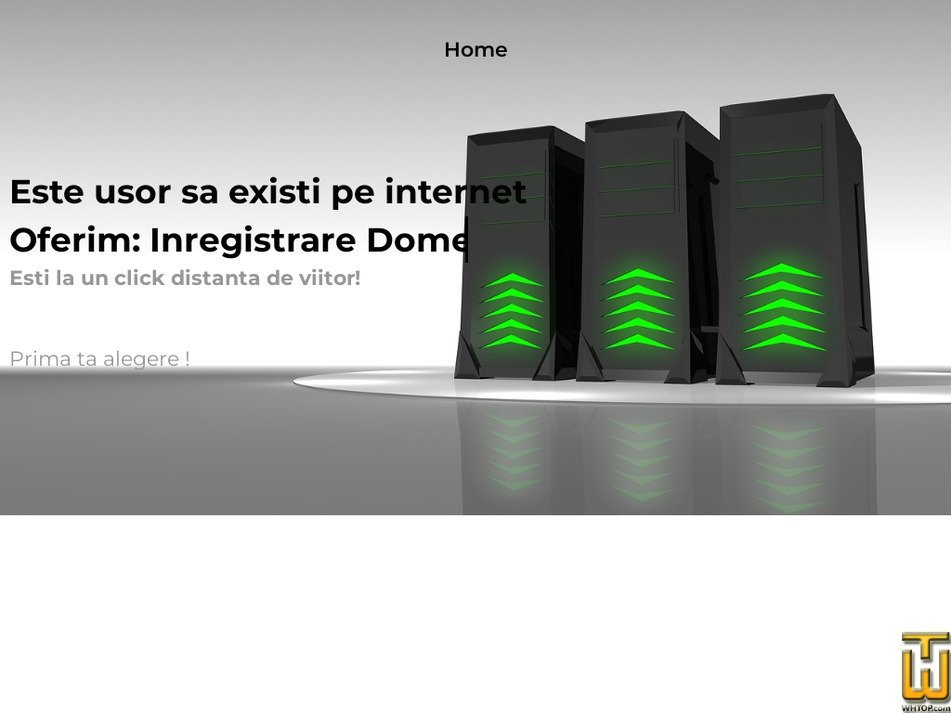 domenii-ieftin.ro Screenshot