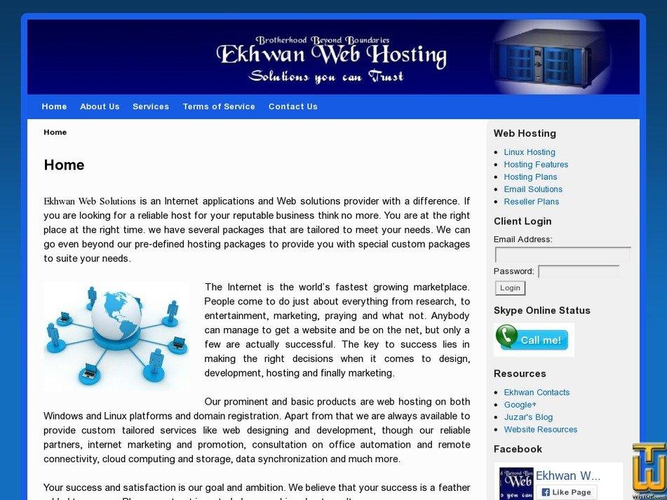 ekhwan.com Screenshot