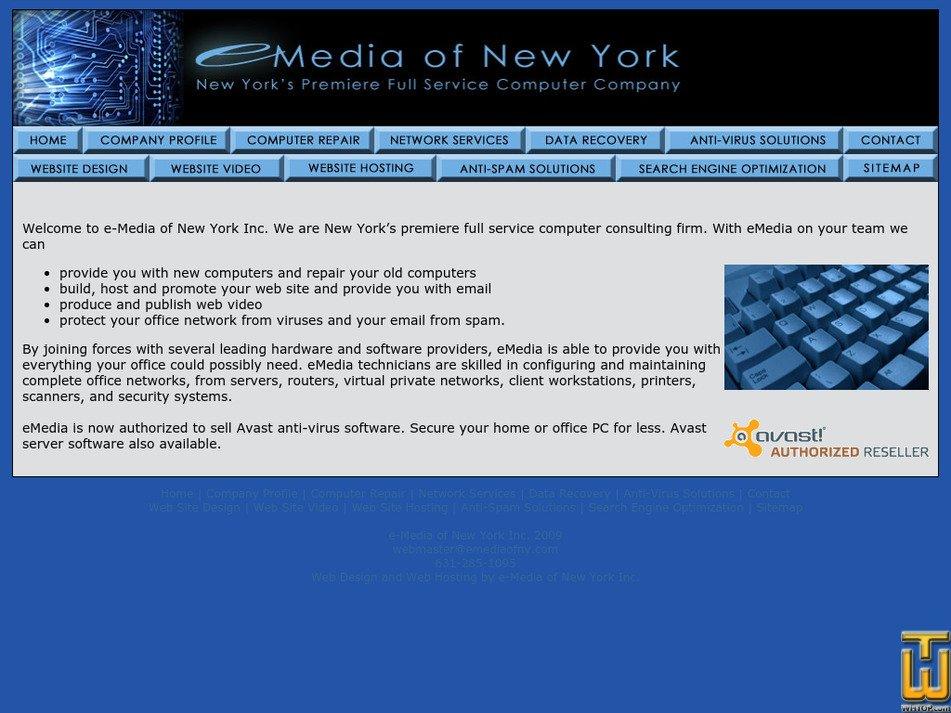 emediaofli.com Screenshot