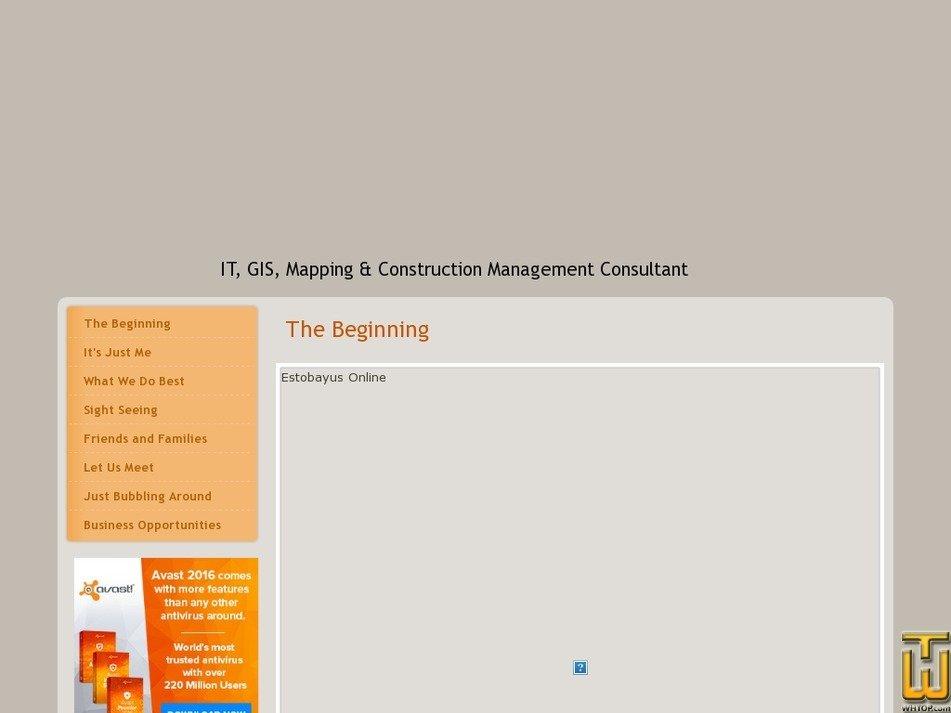 estobayusonline.web.id Screenshot
