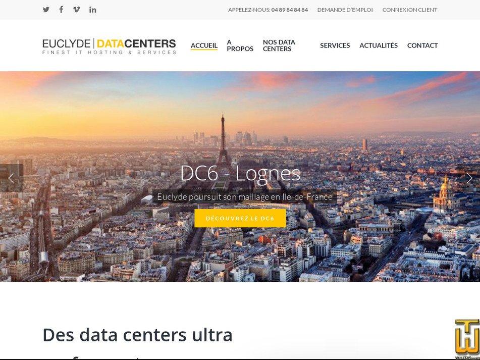 euclyde.com Screenshot