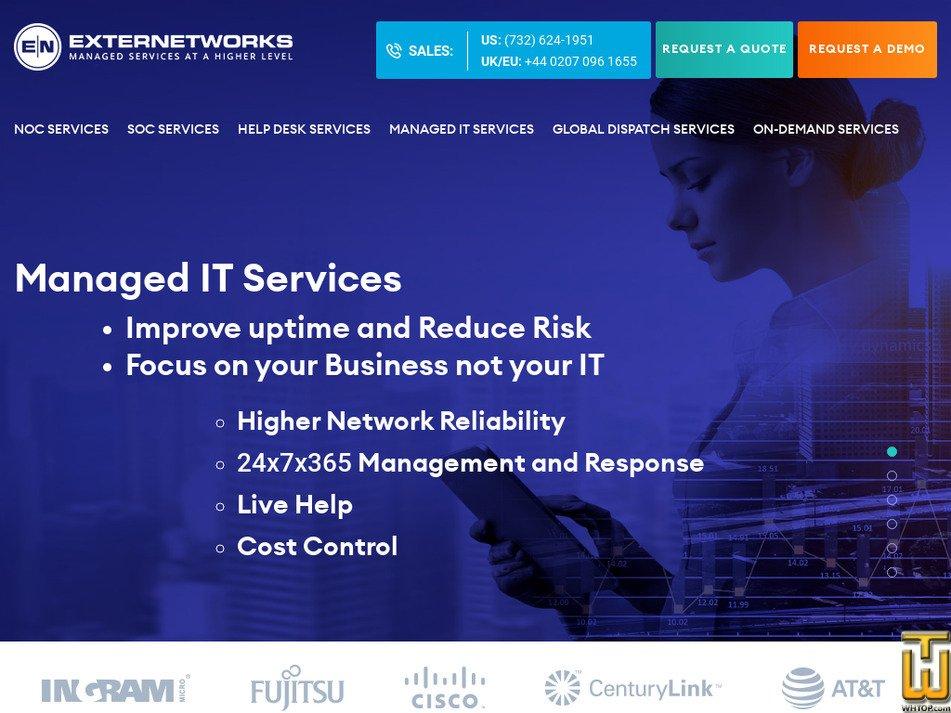 extnoc.com screenshot