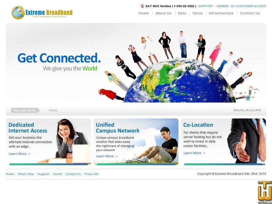 extremebb.net Screenshot