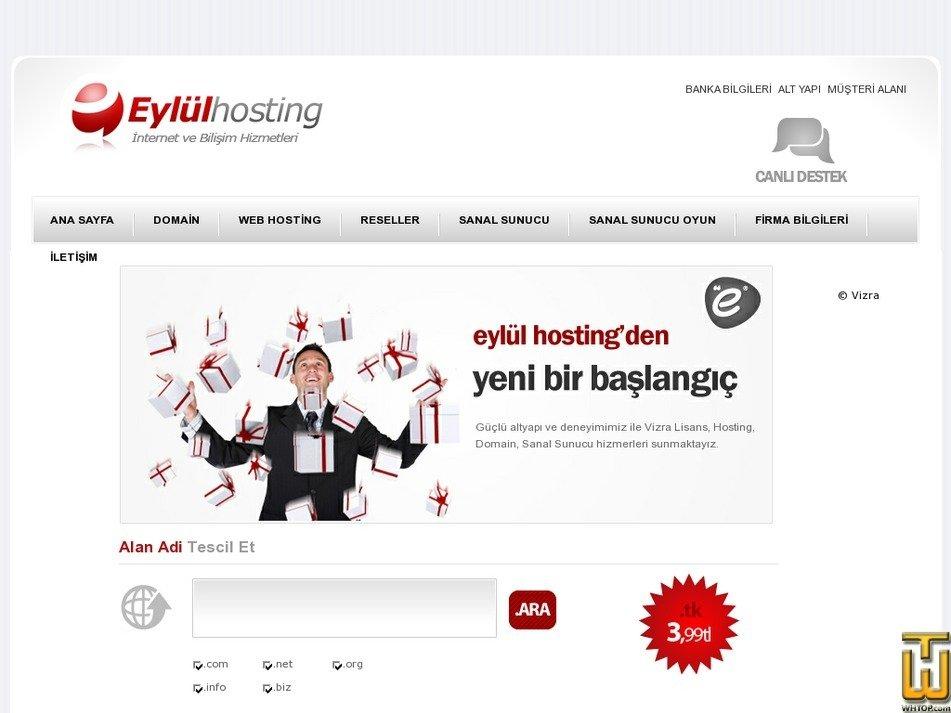 eylul.net.tr Screenshot