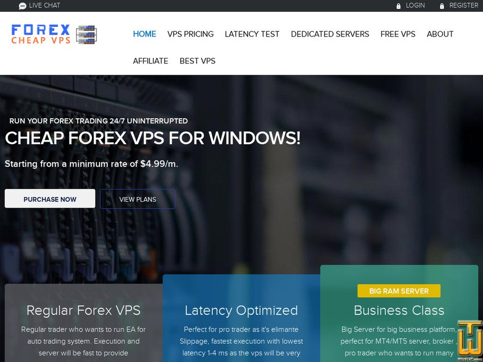 Forex vps reviews ratings investment brokers of southwest florida