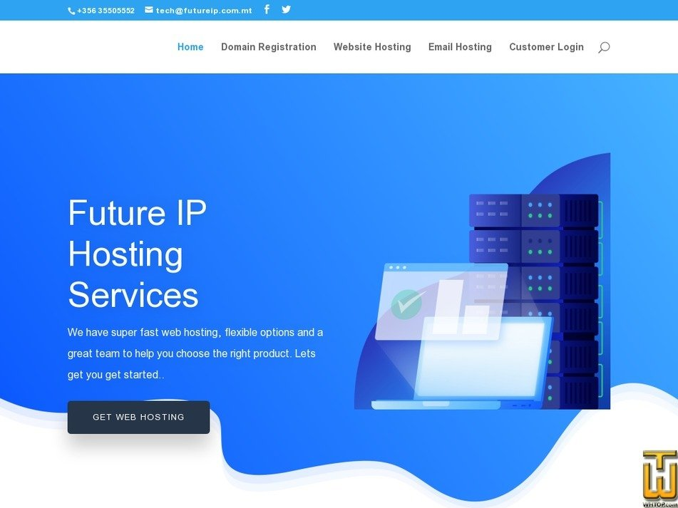 futureip.com.mt Screenshot