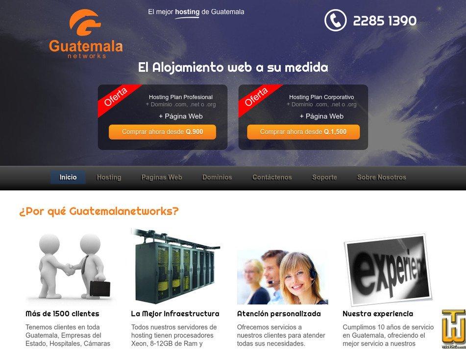 guatemalanetworks.com Screenshot