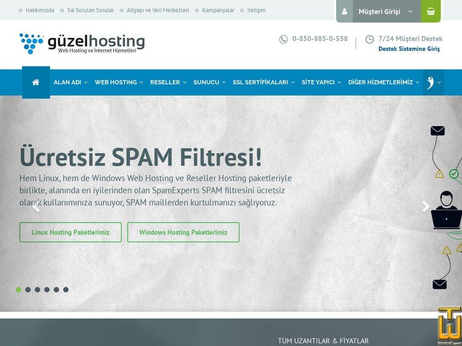 guzel.net.tr Screenshot