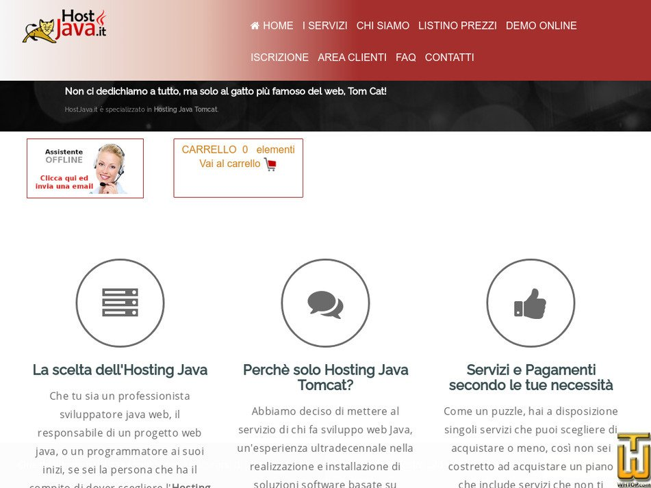 HostJava it Review 2019  hostjava it good web host in Italy?