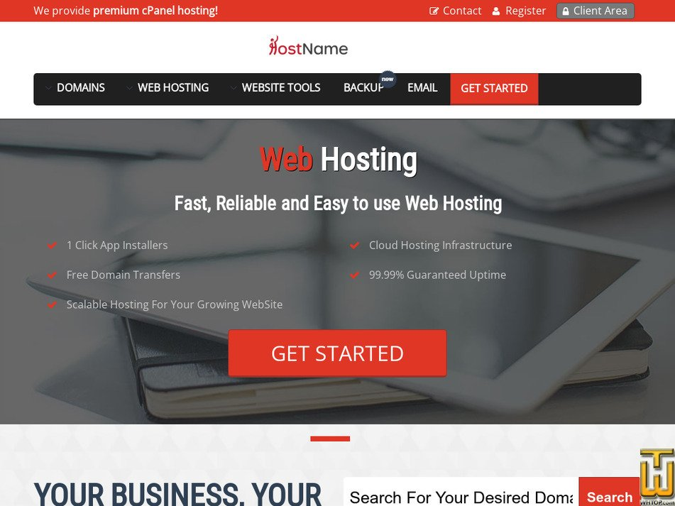 Hostname Review 2019  hostname com good host United Kingdom?