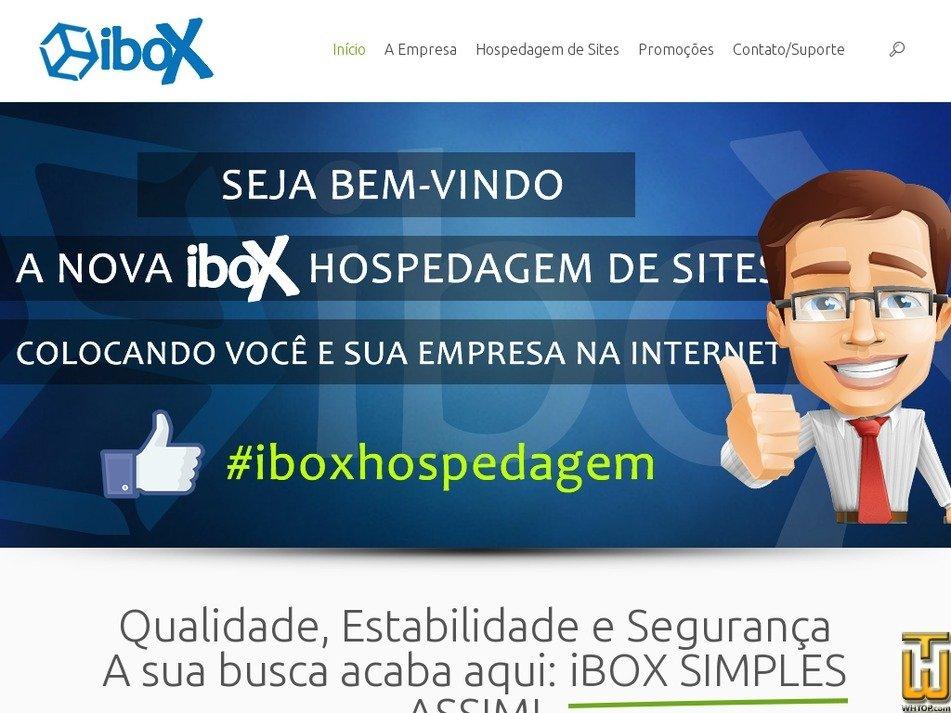 ibox.com.br Screenshot