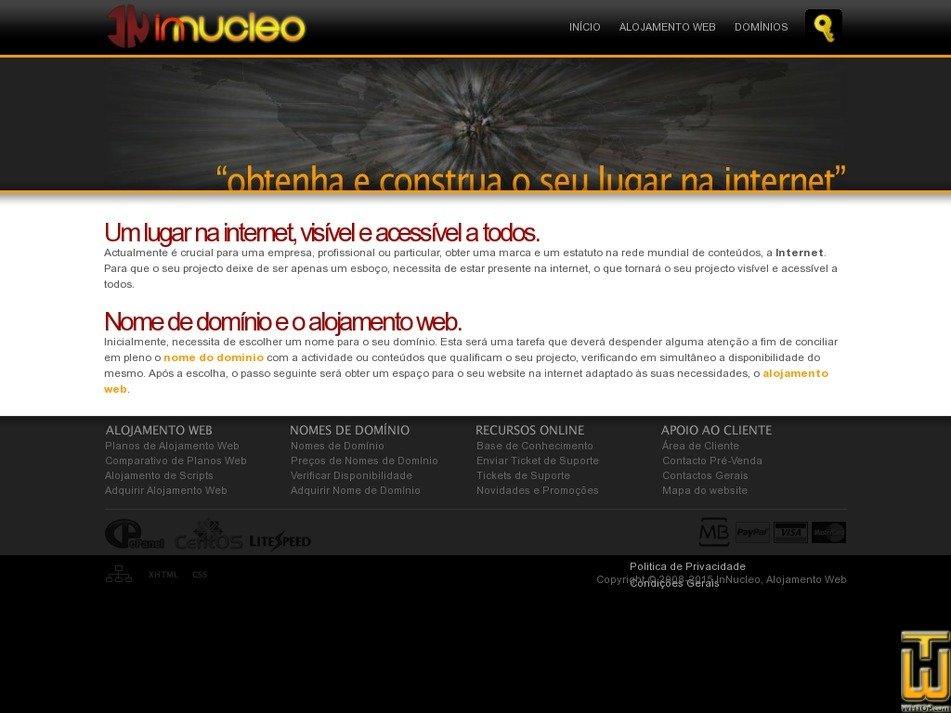 innucleo.com Screenshot