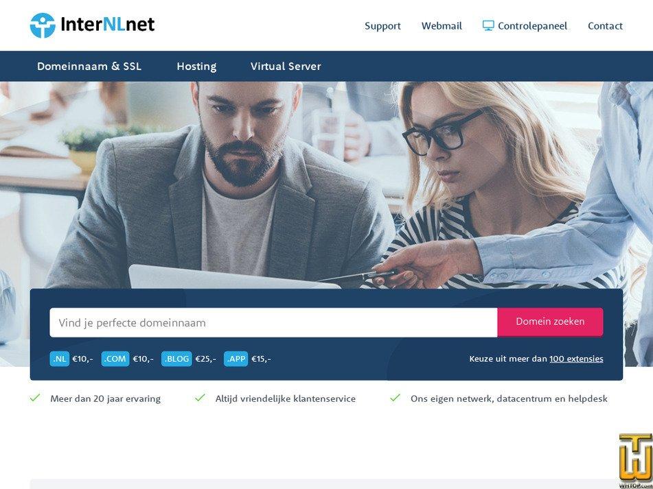 internl.net Screenshot