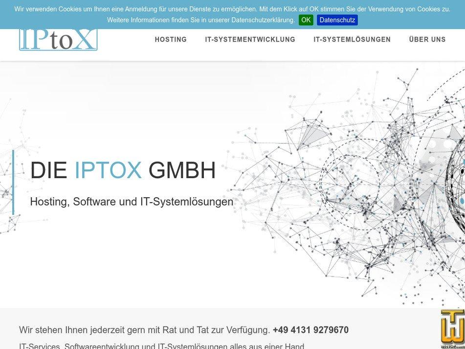 iptox.net Screenshot