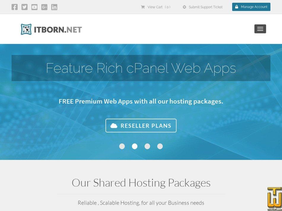 itborn.net Screenshot
