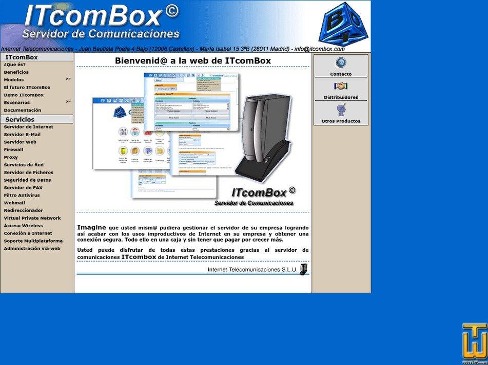 itcombox.com Screenshot