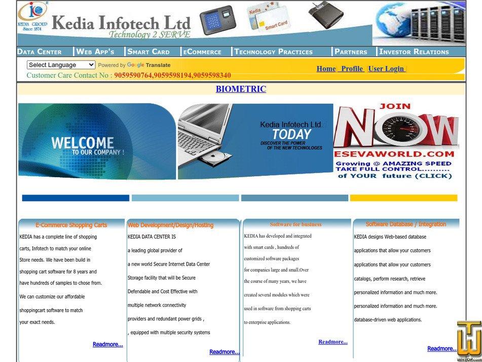 kediainfo.com Screenshot