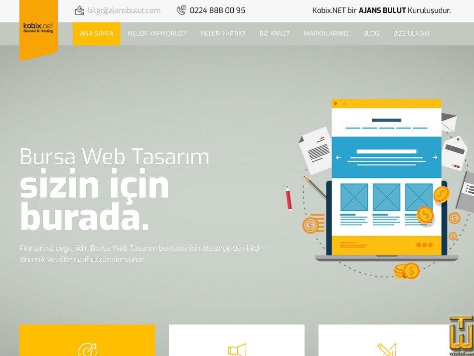 kobix.net Screenshot